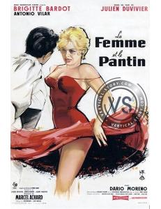 """La femme et le pantin - """"Solo"""""""