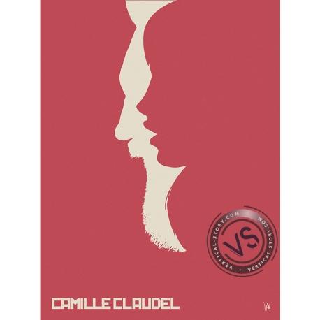 "CAMILLE CLAUDEL  - ""1 FILM, 1 SYMBOLE"" par JEFF"