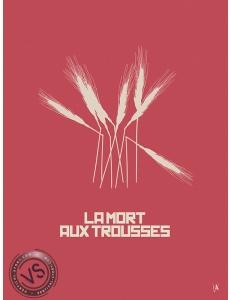 """LA MORT AUX TROUSSES - """"1 FILM, 1 SYMBOLE"""" par JEFF"""