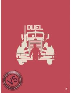 "DUEL - ""1 FILM, 1 SYMBOLE"" par JEFF"