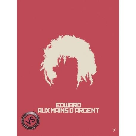 """EDWARD AUX MAINS D'ARGENT - """"1 FILM, 1 SYMBOLE"""" par JEFF"""