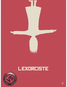 "L'EXORCISTE - ""1 FILM, 1 SYMBOLE"" par JEFF"