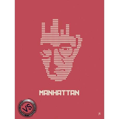 "MAHNATTAN - ""1 FILM, 1 SYMBOLE"" par JEFF"