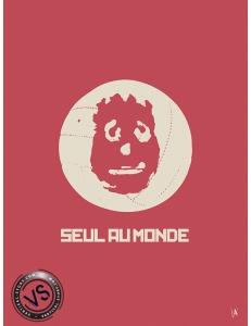 """SEUL AU MONDE - """"1 FILM, 1 SYMBOLE"""" par JEFF"""