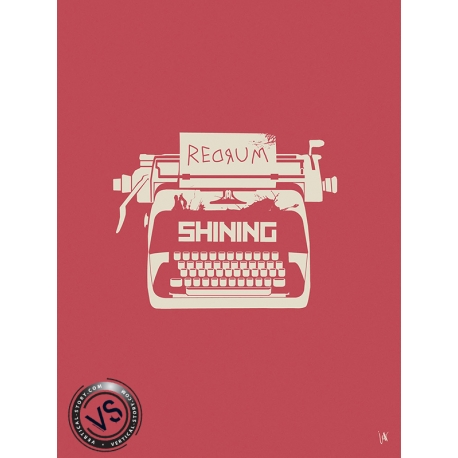 "SHINING - ""1 FILM, 1 SYMBOLE"" par JEFF"