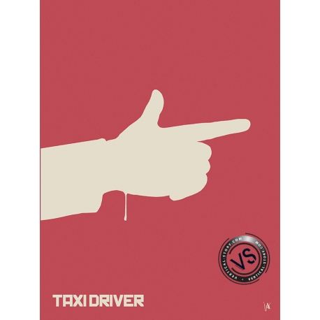 "TAXI DRIVER - ""1 FILM, 1 SYMBOLE"" par JEFF"