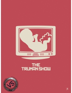"THE TRUMAN SHOW - ""1 FILM, 1 SYMBOLE"" par JEFF"