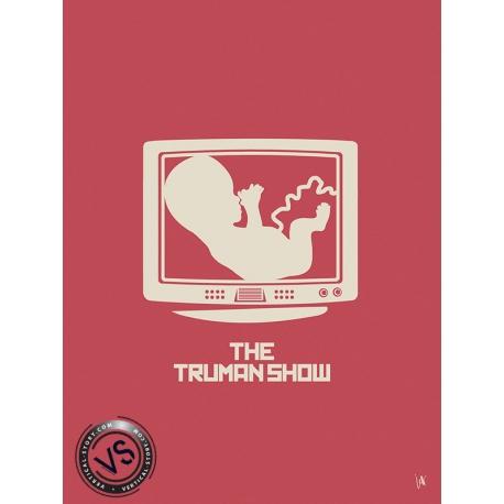 """THE TRUMAN SHOW - """"1 FILM, 1 SYMBOLE"""" par JEFF"""
