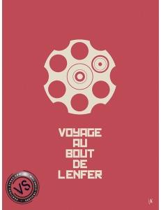 """VOYAGE AU BOUT DE L'ENFER - """"1 FILM, 1 SYMBOLE"""" par JEFF"""