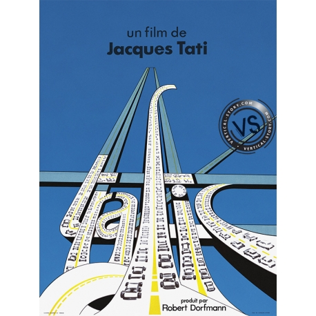 "TRAFIC - Les affiches ""SOLO"""