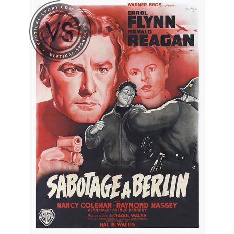 SABOTAGE A BERLIN