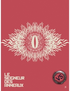 """LE SEIGNEUR DES ANNEAUX - """"1 FILM, 1 SYMBOLE"""" par JEFF"""