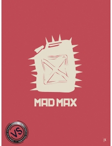 "MAD MAX - ""1 FILM, 1 SYMBOLE"" par JEFF"