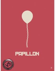 "PAPILLON - ""1 FILM, 1 SYMBOLE"" par JEFF"