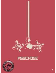 "PSYCHOSE - ""1 FILM, 1 SYMBOLE"" par JEFF"