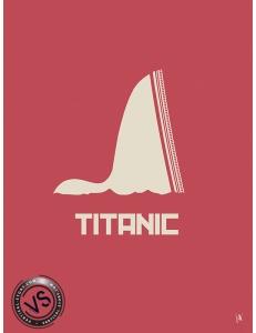 """TITANIC - """"1 FILM, 1 SYMBOLE"""" par JEFF"""