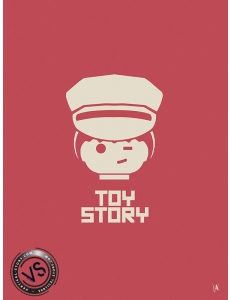 "TOY STORY - ""1 FILM, 1 SYMBOLE"" par JEFF"