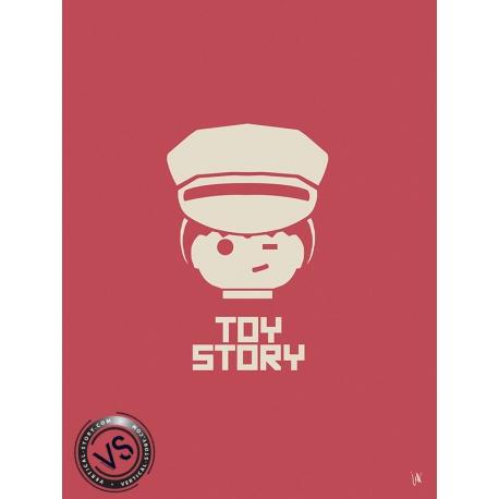"""TOY STORY - """"1 FILM, 1 SYMBOLE"""" par JEFF"""