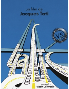 """TRAFIC - Les affiches """"SOLO"""""""