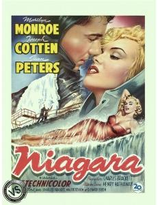 """NIAGARA - Les affiches """"SOLO"""""""