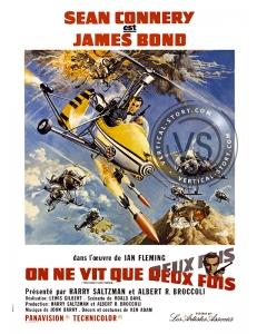 ON NE VIT QUE DEUX FOIS (JAMES BOND)