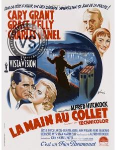 LA MAIN AU COLLET (affiche initiale)